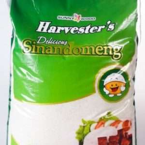 25kg Sack of White Rice