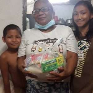 Random Acts of Kindness Army Subic Bay Centennial Lions Club SBCLC