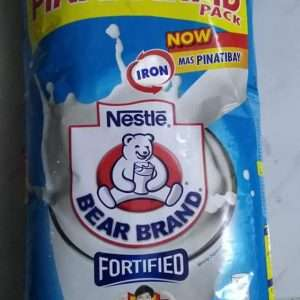 BEAR BRAND Fortified Powdered Milk Drink 1kg