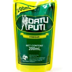 Datu Puti Vinegar 200ml