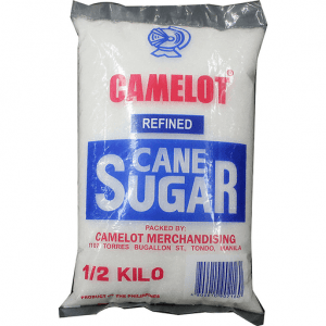 Half Kilo White Refined Sugar